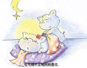 两只猪的爱情故事 - joanliu7617 - 二丫在网易的窝