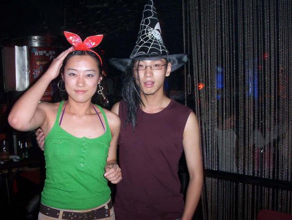 Halloween Party 总结贴 + 照片 - Betty㊣ - Betty的163基地