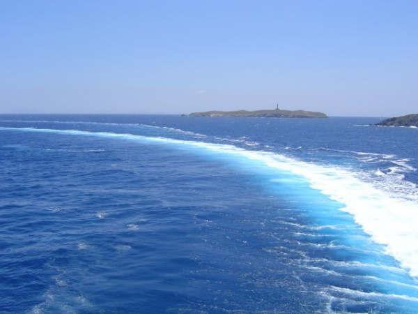 希腊:蓝白两色之间 - Betty㊣ - Betty的163基地