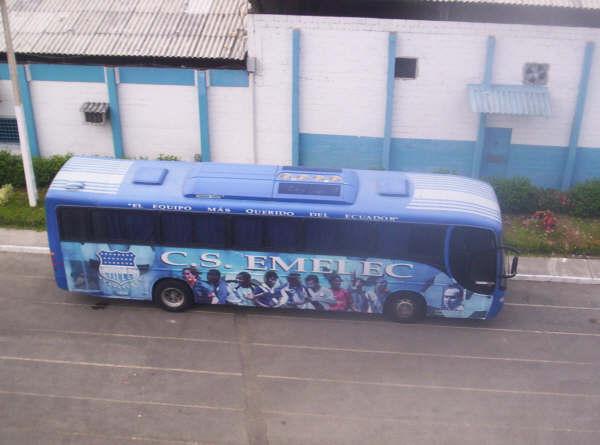 emelec bus