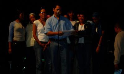 Nicaraguanerna hälsar