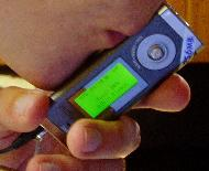 Min älskade MP3-spelare