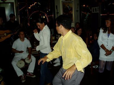 Dans på La Sombrita